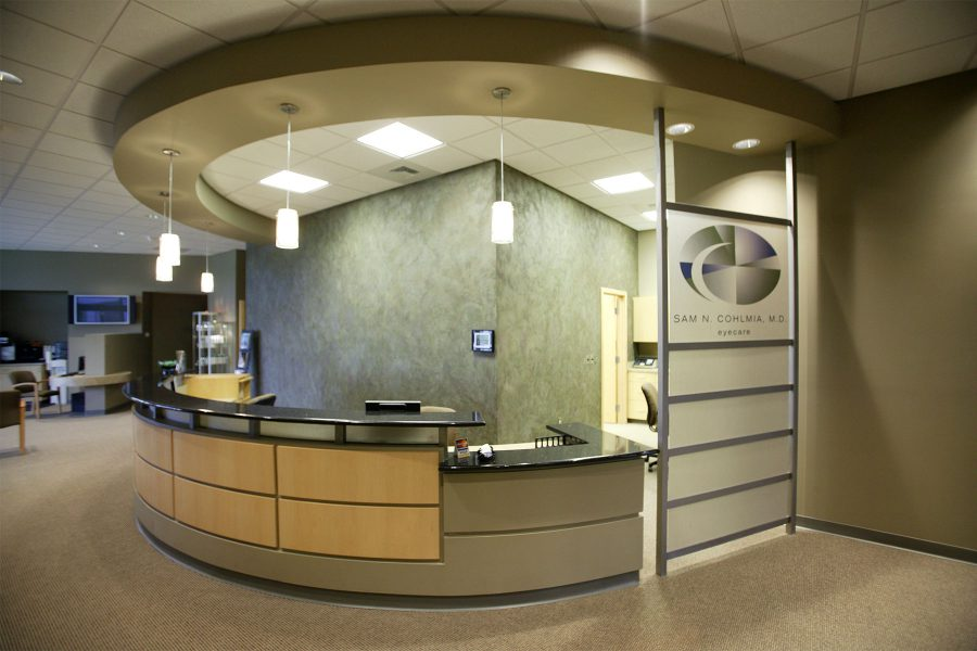 Cohlmia Eye Center Wichita